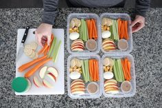 Meal prep is a huge part of my clean eating success. If its ready and available I grab it , if its not I grab crap. Simple as that. One of my favorite weekly meal prep staples is the Power Snack Box. Always in my fridge for days when I have less than 15 minutes...Read More