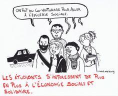 les etudiants sinteressent à l économie sociale
