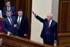 Прем'єр Азаров
