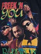 Vintage Jodeci Raekwon Wu-Tang Rap Hiphop Concert Tour Tshirt XL : $ ...