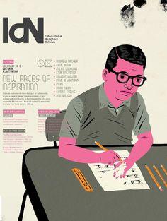 editorial illustration    ClippedOnIssuu from IdN v21n3: Editorial Illustration