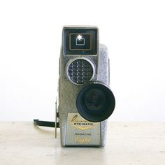 Revere Eye-Matic Camera, $96, now featured on Fab.
