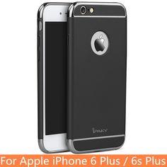 For iPhone 6 Plus 6s Plus Case Original iPaky Brand Back Hard Amor Case for iPhone 6 plus 6s Plus Cover Fundas carcasas Hollow