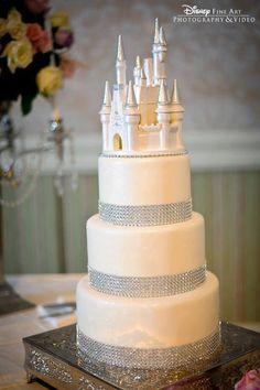 wow supercutie disney wedding cake