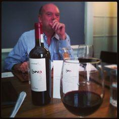 Mi primer diseño de etiqueta para un Vino Premium de clase internacional. :D