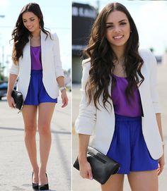 Zara Blazer, Zara Top, Steve Madden Shoes, Blog