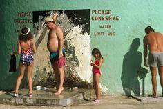 Constantine Manos. Key West, FL. USA. 1996. #color #street #photography