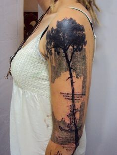 Another Xoil tattoo I love