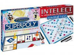 Superpoly + Intelect magnetico Falomir Juegos