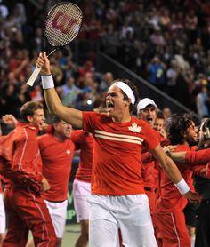 Milos Raonic | New Balance Tennis by bobsmith , via Behance