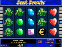 Игровые автоматы Just Jewels играть на деньги в казино Вулкан.  Прибыльные игровые автоматы всегда пользуются популярностью в онлайн казино Вулкан. Именно таким является онлайн слот Just Jewels, который очень выгоден для игры на реальные деньги.