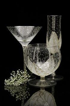 Painted Glasses.jpg 266×400 pixels