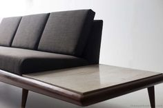 Adrian Pearsall Sofa for Craft Associates   From a unique collection of antique and modern sofas at https://www.1stdibs.com/furniture/seating/sofas/