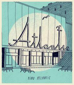 Dawid Ryski,Kino Atlantic