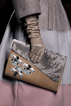 Top Handbag Trends For Fall 2012 and Winter 2013 Dior Clutch a962071baea