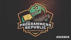 "61 Likes, 3 Comments - Khisnen Pauvaday (@khisnen) on Instagram: ""Mascot Logo for Developers Company #khisnen #logo #esports #gaming ##teamlogo #csgo #gfx…"""