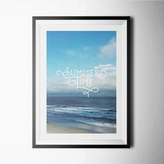 Summer Time #poster #print #minimal #blackandwhite #scandinavian #nursery #minimalist #kidsroom #posters #prints #geometric #quote #quotes #quoteprint #wallart #decor #home #gift #homedecor #decoration #design #illustration #nordic #creative #buy #valentine #holiday #halloween #christmas #posterart #printart #giclee #fineart #artprints #northshire #photography