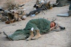 Our troops at rest overseas deserve our respect