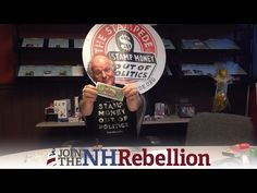 Ben & Jerry's Co-Founder, Walking Across NH to Fight Corruption in Politics | Blue Hampshire