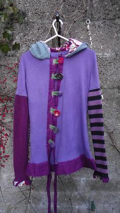 Verkauf  Highland Fairy Patchwork Recycling von HighlandFairySHOP