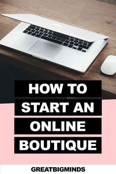 Learn how to start online boutique business in 6 simple steps. By the end of this step by step tutorial, you would have learned how to build a profitable online clothing boutique today. Read more inside. #onlinestore #onlineboutique #onlineclothingboutique #onlineboutiquebusiness #ecommerce Starting An Online Boutique, Selling Online, Online Income, Earn Money Online, Business Tips, Online Business, Online Clothing Boutiques, Read More, Ecommerce
