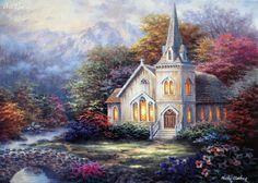 Serenity Church ~ Nicky Boehme