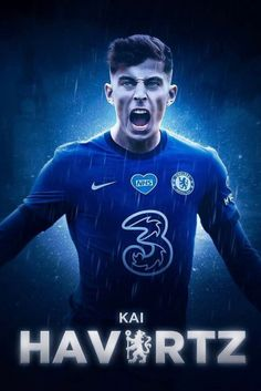 New Chelsea record signing Kai Havertz hd wallpaper 2020. #chelseafc #cfc #kaihavertz #wallpaper #wallpapers