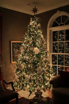 'twas the night before Christmas and all through the house...