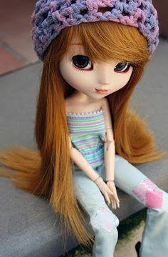 "Blog da Barrinha...: "" Pullips ... a boneca,febre da net """