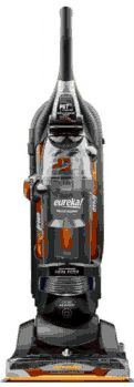 This super efficient bagless upright vacuum features all-surface suction plates that concentrate airflow for deep cleaning suction power. Carpet Remnants, Vacuum Reviews, Kitchen Vacuum, Upright Vacuum Cleaner, Amazon Home, Nebraska Furniture Mart, How To Clean Carpet, Deep Cleaning, Cleaning Hacks