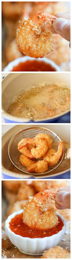You won't believe how easy these Coconut Shrimp are to make, and they're so much cheaper and tastier to make it right at home!