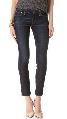 AG Adriano Goldschmied The Stilt Cigarette Jeans | SHOPBOP