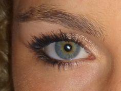 homecoming eye makeup :)