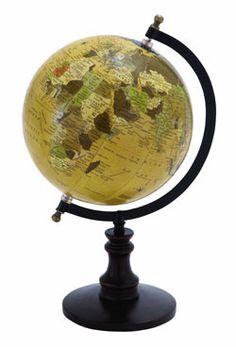 """Aadhya 14"""" Globe Atlas"""