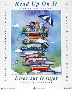 Read up on it: books to share = Lisez sur le sujet : Livres à partager / M. L. Gay (1994)