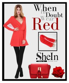 """""""Red"""" by seadbeady ❤ liked on Polyvore"""
