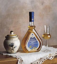 The liqueur Genziana made from the gentian root lutea collected, dried and left to macerate in alcohol. Liquor has digestive properties and a bitter tonic, which helps digestion after meals. The final solution is initially sweet, then characterized by a very pleasant bitter aftertaste. This liquor is made traditionally in the Apennine Mountains of Abruzzo. The root of the Gentian plant used grows naturally in the area.