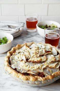 Shepherd's Potato Pie reinvents the classic dish