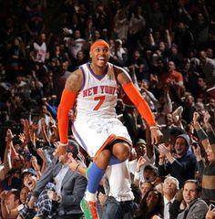 #KnicksTape Carmelo
