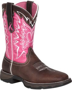 Women's Susan G. Komen Boot~ Finally found the boot I really want and think I will be getting