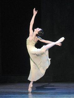 Natalia Osipova in Romeu & Juliet - American Ballet Theater