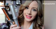 """HOW TO: SOFT BOUNCY CURLS USING """"INSTYLER"""""""