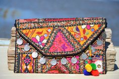 BANJARA BAG INDIAN Bag  Ethnic Bag. por MISIGABRIELLA en Etsy