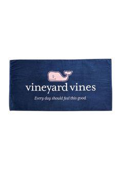 vineyard vines Logo Towel