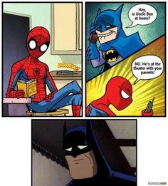 Spidey & Batman