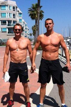 The Aussie bros.Sebastian and Ingo . Hospital Tv Shows, General Hospital, Sebastian Roche, Soap Opera Stars, Gay Aesthetic, Modern Man, Muscle Men, Best Tv, Gorgeous Men