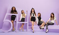 Fifth Harmony, invadem o