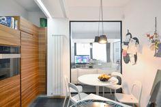 Apartment in Bucharest - Interior Design Work, Urban Architecture, Bucharest, Kitchen Living, Slate, Landscape Design, Relax, Lifestyle, Furniture