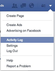 How to clear your search history on Facebook