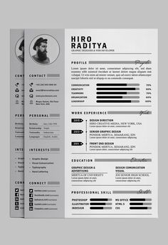 What Are Some Free Resume Builder Sites Top 27 Best Free Resume Templates  PSD U0026 AI 2017   Colorlib